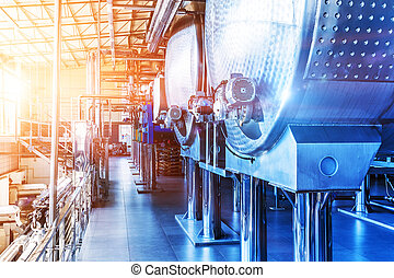 химическая, оборудование, промышленные, производство