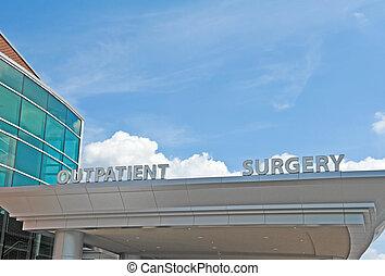 хирургия, амбулаторный, центр