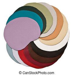 цвет, кожа, задавать, текстура