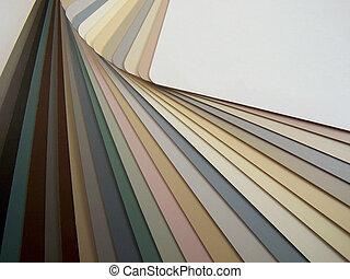 цвет, samples