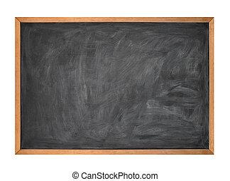 школа, мел, черный, доска, вес, пустой