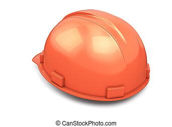 шлем, строительство