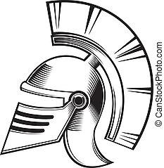 шлем, hoplite