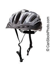 шлем, straps, велосипед