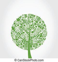 экология, дерево
