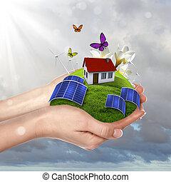 энергия, безопасно, экология