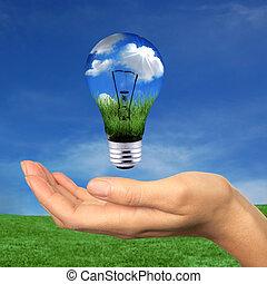 энергия, в, достичь, renewable