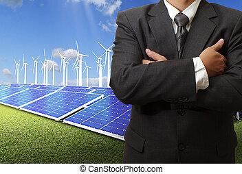 энергия, экономия, успех, бизнес, человек