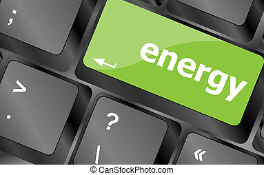 энергия, pc, компьютер, ключ, клавиатура, кнопка