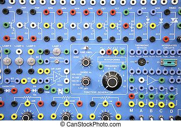 -, взрослый, электроника, издание, systems, лаборатория