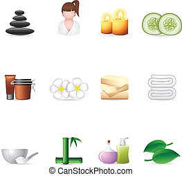 -, icons, спа, web