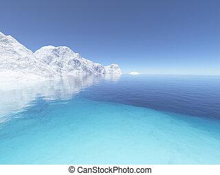 2, лед, земельные участки
