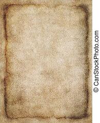 3, пергамент, текстура