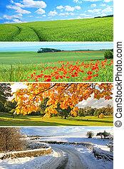 4, seasons, коллекция