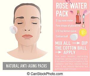 anti-aging, лицо, 2-03, пакет