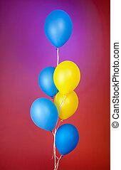 balloons, красочный