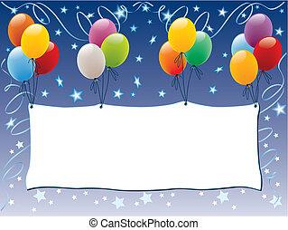 balloons, реклама