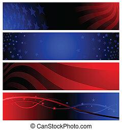 banners, патриотический