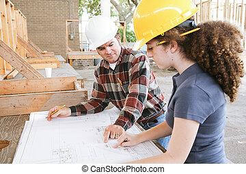 blueprints, профессиональное, обучение, -