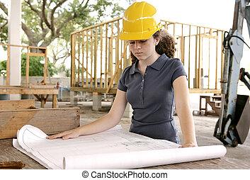 blueprints, студент, reads, инжиниринг