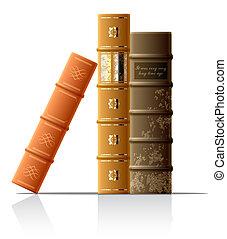 books, старый