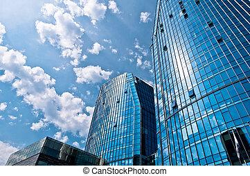 buildings, современное, бизнес