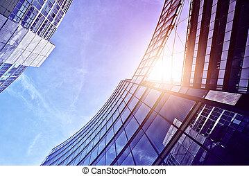 buildings, современное, офис