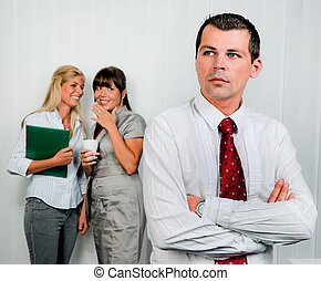 bullying, рабочее место, офис