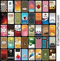 cards, 40, бизнес, коллекция