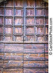 carved, портал, деревянный