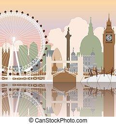 cityscape, лондон