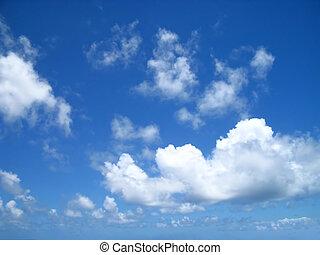 clouds, дрейфующий