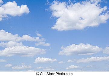 clouds, небо