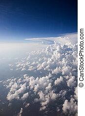 cloudscape, выше