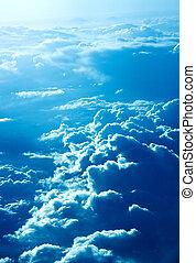 cloudscape, драматичный