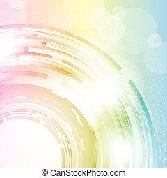 colourful, абстрактные
