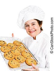 cookies, пекарь