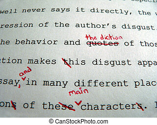 corrections, бумага
