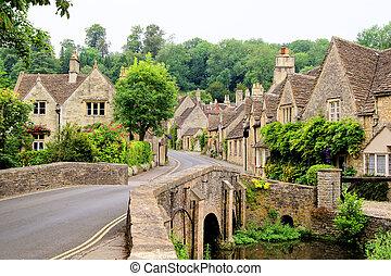 cotswolds, английский, деревня