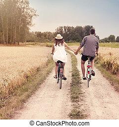 cycling, романтический