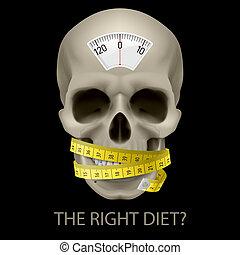 diet., нездоровый