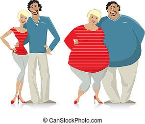 dieting, пара