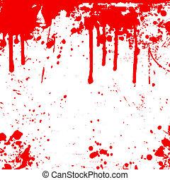 drips, кровь