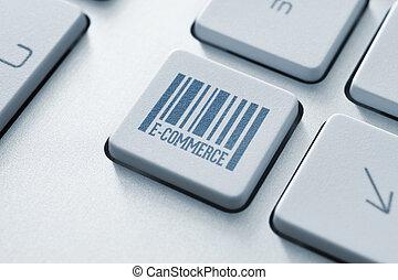 e-commerce, кнопка