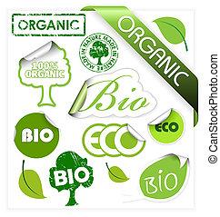 eco, задавать, elements, органический, био