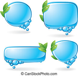 eco, речь, задавать, пузырь