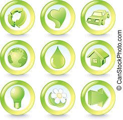 eco, icons