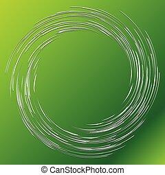 element., элемент, кружиться, соблазнительная, twist., волнистый, радиальный, водоворот, абстрактные, вихрь, вращаться, design., спираль, круговой, вертеть, волюта, взрыв, концентрический, illustration., вращение, спираль, lines, петля, pattern., водоворот