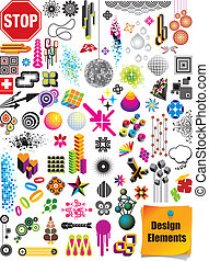 elements, дизайн, коллекция