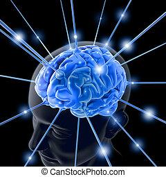 energized, головной мозг